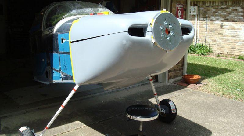 Cowl – Pete Miller's RV-7